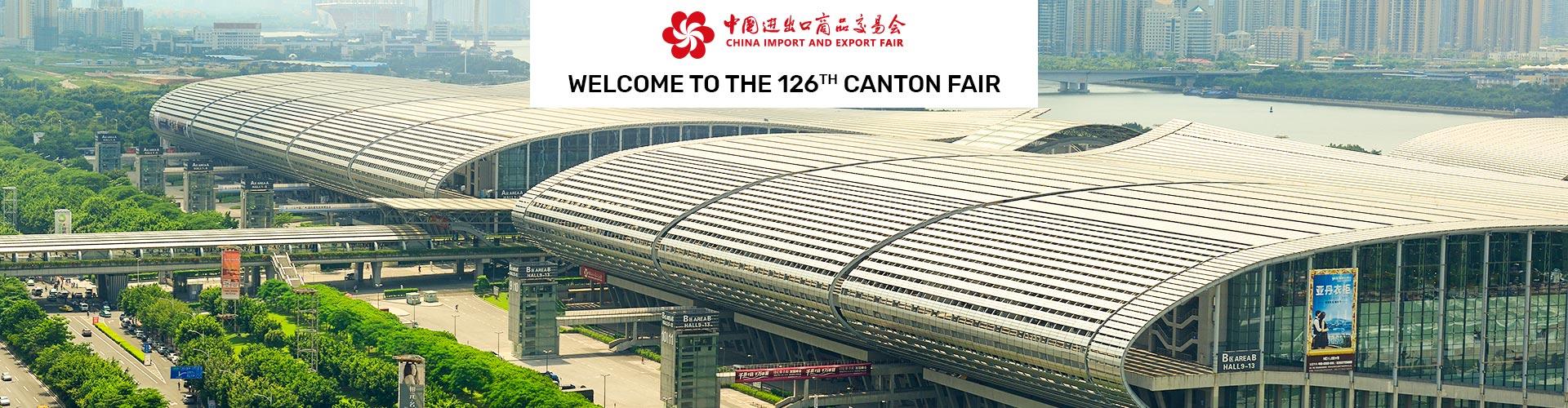 Canton Fair 2019 - Guangzhou, China